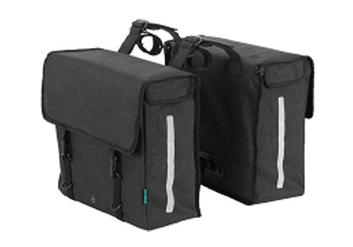 Fahrradcomputer und mehr - Doppelpacktasche Around Soft Regular-Basic