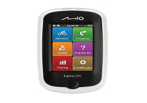 Fahrradcomputer und mehr - Navigationssystem Miro Cyclo300