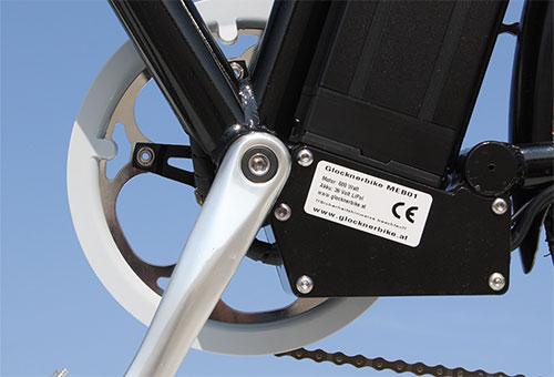 Elektrofahrrad mit Erfahrung - Mountainbike MEB01 Drehtlager