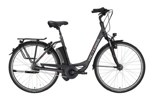 Elektrofahrrad kaufen - Citybike CEB01 weiß