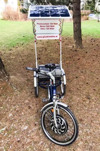 Elektrofahrrad kaufen - Mountainbike MEB01 schwarz